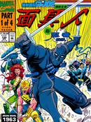 特种部队:面具人与忍者战队漫画1
