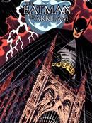 蝙蝠侠:阿克汉姆的蝙蝠侠漫画